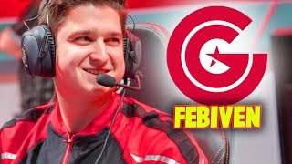 Video When FEBIVEN played in NA for the FIRST TIME | CLUTCH GAMING FEBIVEN 2018 | #LeagueOfLegends download MP3, 3GP, MP4, WEBM, AVI, FLV Juni 2018