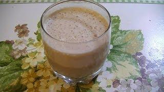 Как приготовить ICE Капучино - прекрасный холодный напиток!