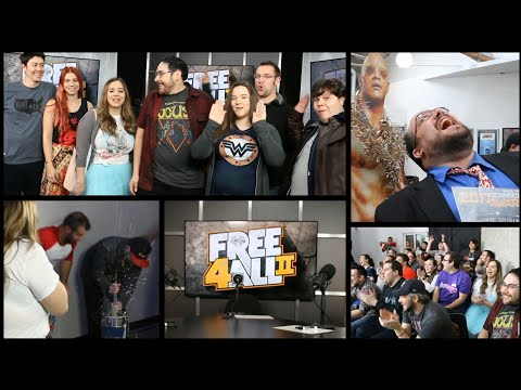 Free 4 All 2 Crowd REACTION - Collider Studio Behind The Scenes