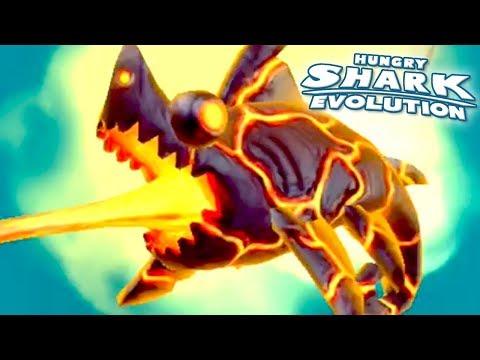 The New Ultimate Shark! - Hungry Shark Evolution - Ep 38 HD