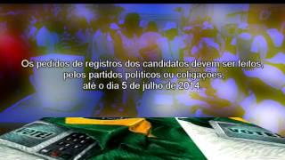 Calendário Eleitoral 2014