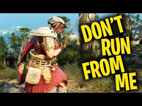 Don't Run From Me - For Honor Season 5