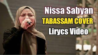 TABASSAM COVER    NISSA SABYAN    LIRYCS VIDEO