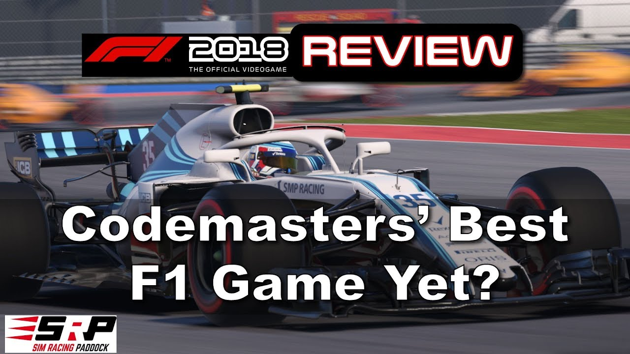 f1 2018 review codemaster 39 s best formula one title yet. Black Bedroom Furniture Sets. Home Design Ideas