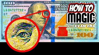 10 EASY Magic Tricks with Money