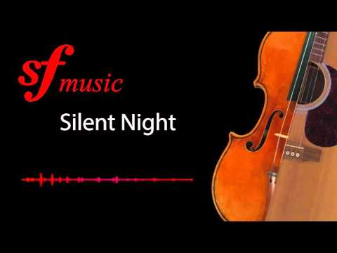 Silent Night (Violin and Piano Instrumental)