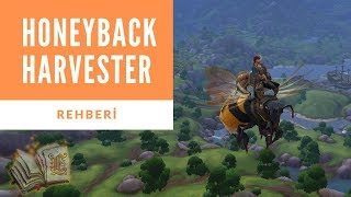 World Of Warcraft Battle For Azeroth  Honeyback Harvester Rehberi Türkçe