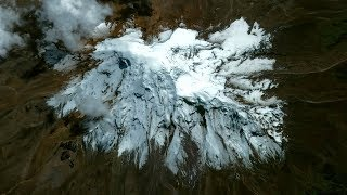 Ecuador's Melting Mountain | Earth From Space Web Exclusive | Earth Unplugged