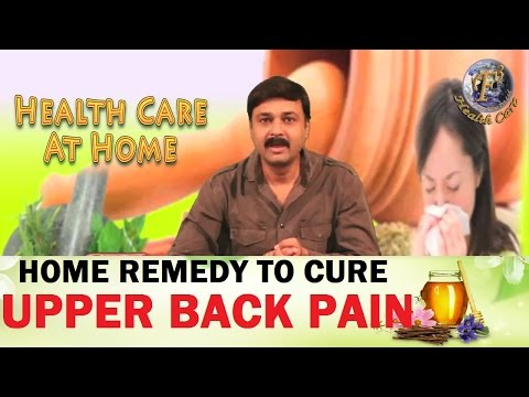 hqdefault - Home Treatments For Upper Back Pain