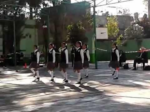 Concurso de Escoltas Escuela Primaria Augusto Cesar Sandino