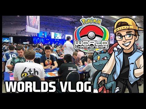 2019 Pokemon World Championships Vlog - Washington DC