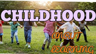 CHILDHOOD BY MARKUS NATTEN  CLASS 11 ENGLISH HORNBILL HINDI SUMMARY-DETAILED AND EASY EXPLANATION