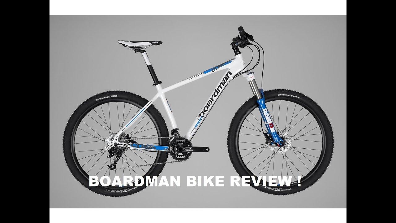 Chris Boardman Mountain Bike Review