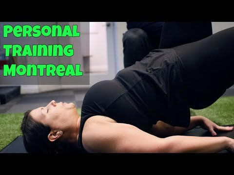 Montreal Personal Training - Milesfit