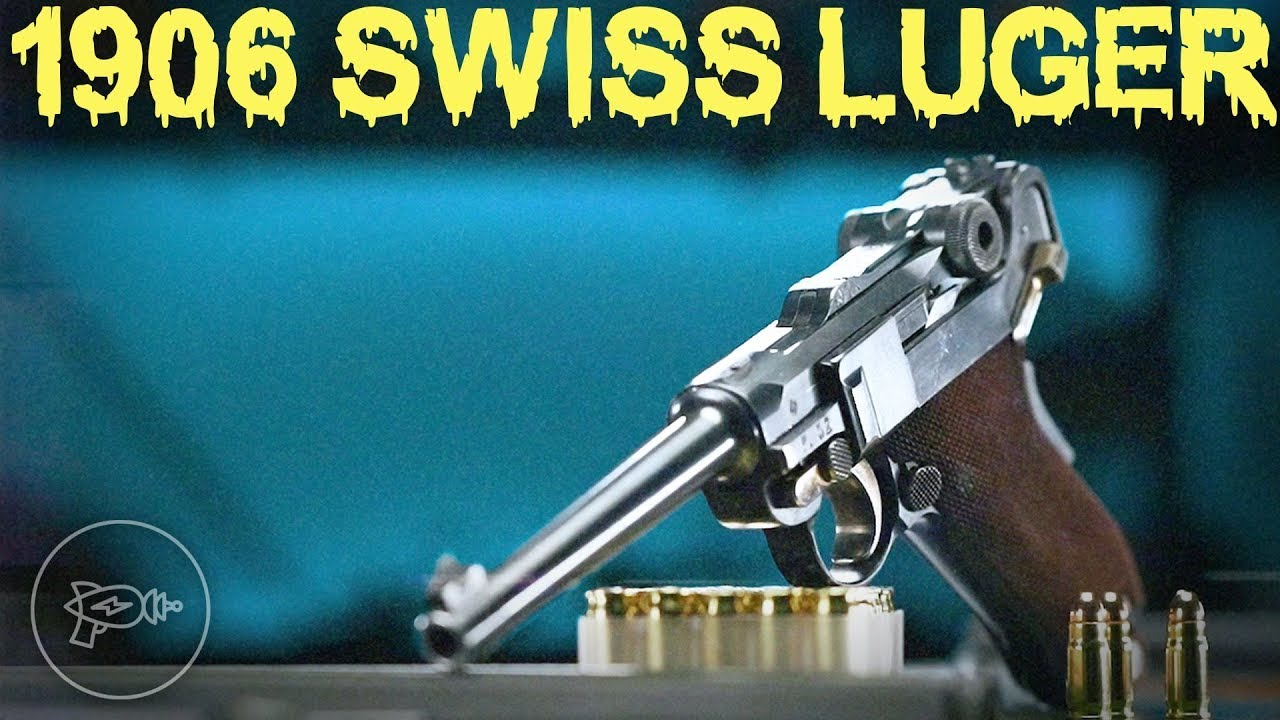 Top-Tier Toggle Action! 🇨🇭 1906 DWM Swiss Luger! [Review]