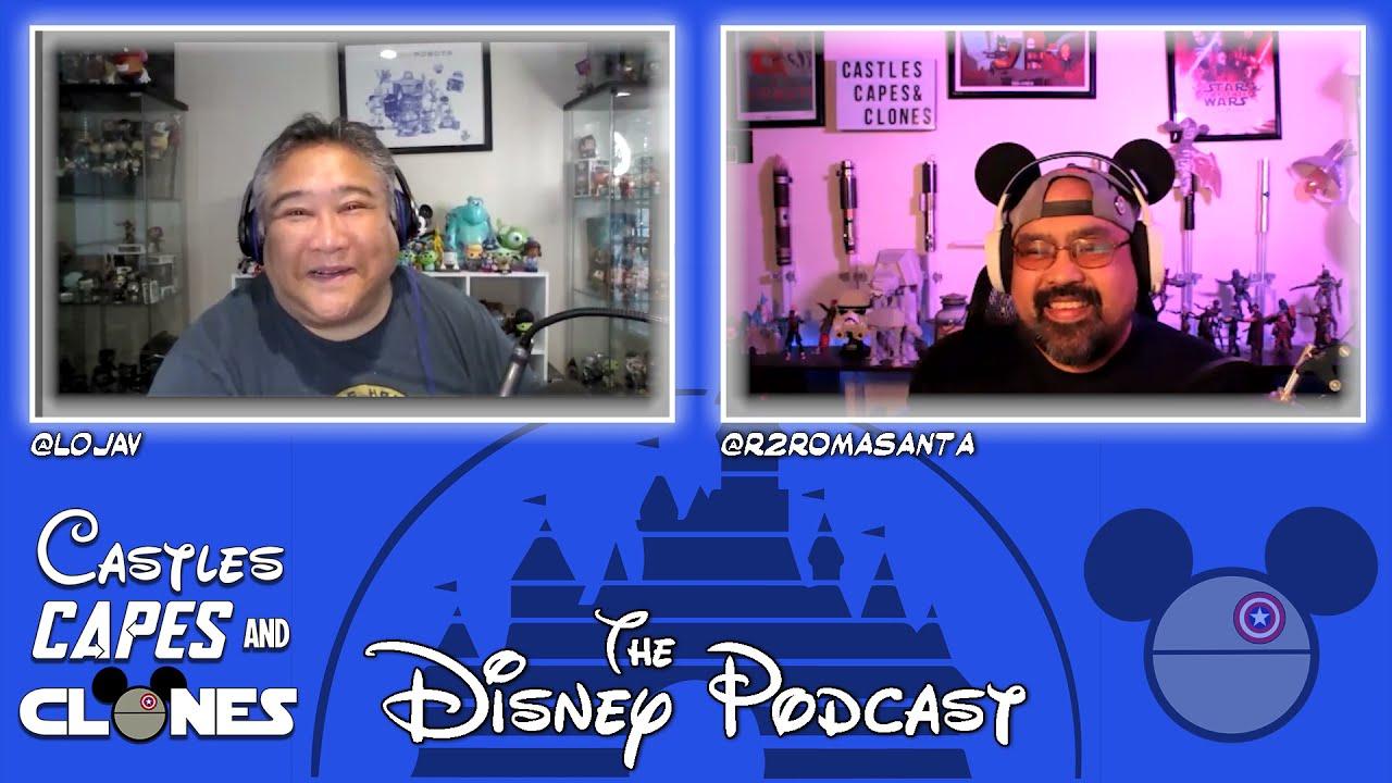 DisneylandForward, a Nation Treasure Series and more Disney News   CCC Disney Podcast Ep 09