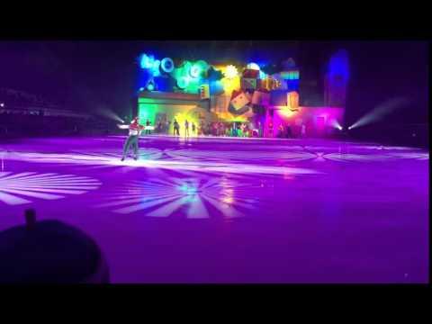 Ледовое шоу Малыш и Карлсон 10.01.2016 14
