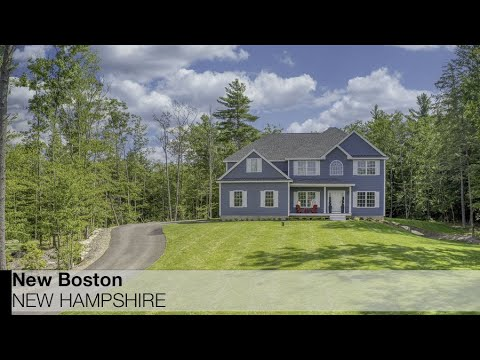 Video Of 33 Lorden Rd | New Boston New Hampshire Real Estate & Homes By Marianna Vis