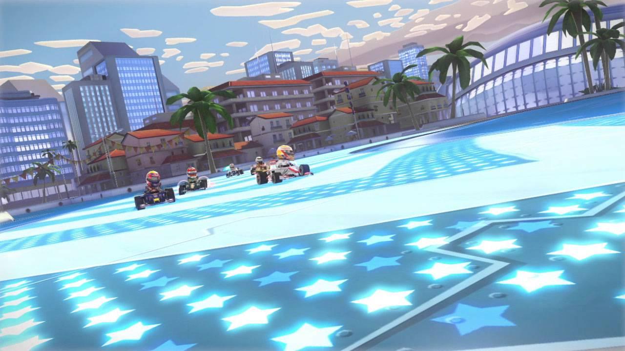 F1 Race Stars Powered Up Edition - Wii U Launch Trailer