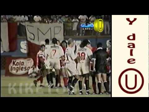 U 4 - Caracas 1 Copa Libertadores 1993