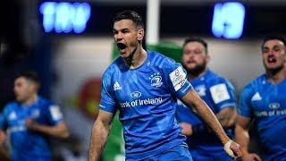 Leinster 33 Benetton 19 | Heineken Champions Cup Highlights