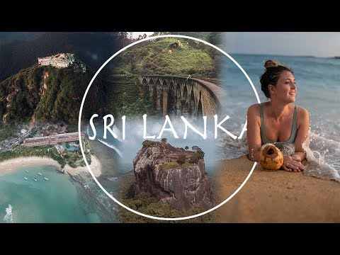 HOW TO TRAVEL SRI LANKA – Best things to do guide