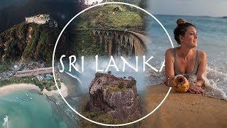 HOW TO TRAVEL SRI LANKA - Best things to do guide