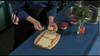 Grilled Tex Mex Turkey Sourdough Grilled Sandwich - Quick, Easy, Delicious, Healthily Homemade