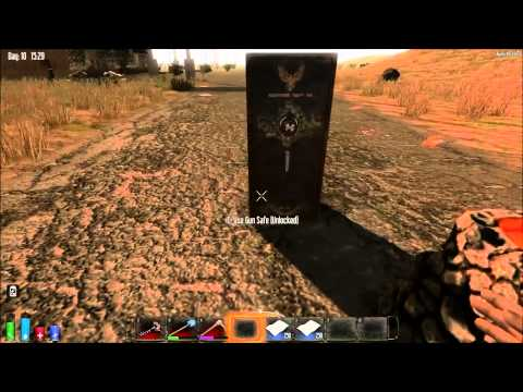 7 days to die container bug