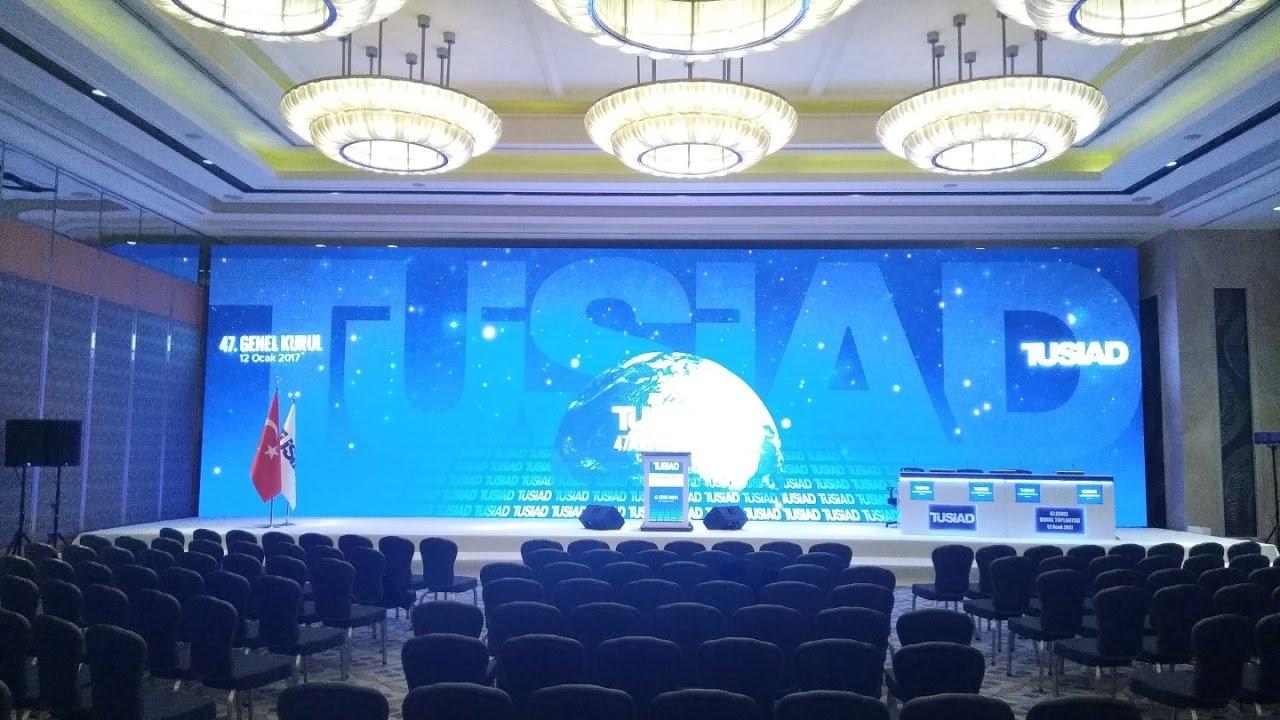 TÜSİAD'ın 47. Genel Kurul Toplantısı