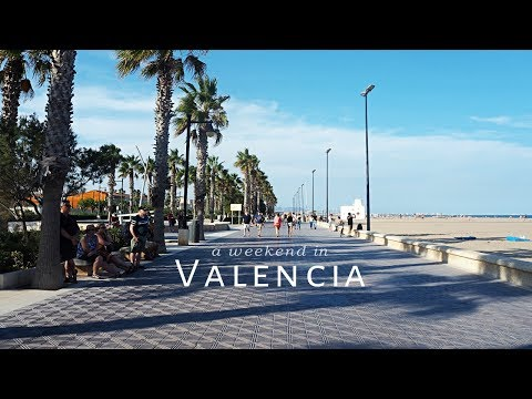 Valencia - Travel Vlog