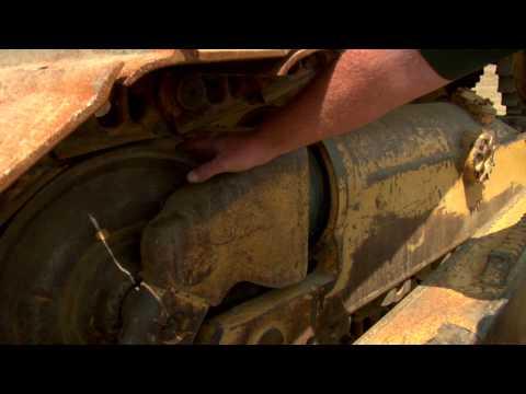 Cat® Dozer   Undercarriage Track Maintenance