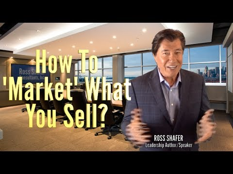 How to Find Customers   Ross Shafer   Keynote Speakers & Author