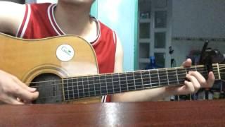Tình Yêu Mang Theo - Miu Lê ( Guitar cover )