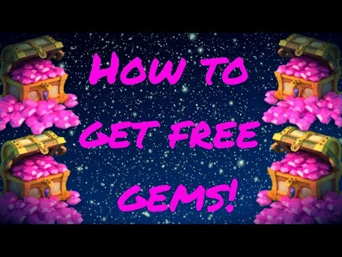 Castle Clash; How To Earn Free Gems Fast!
