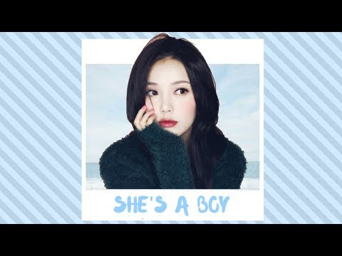[ BTS FF ] SHE'S A BOY EP 1