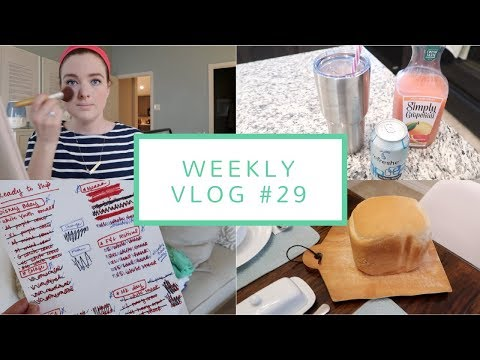 A Scary Situation, Spring Clothing Haul, + Houseguest Prep | Weekly Vlog #29 | April 11-15, 2018