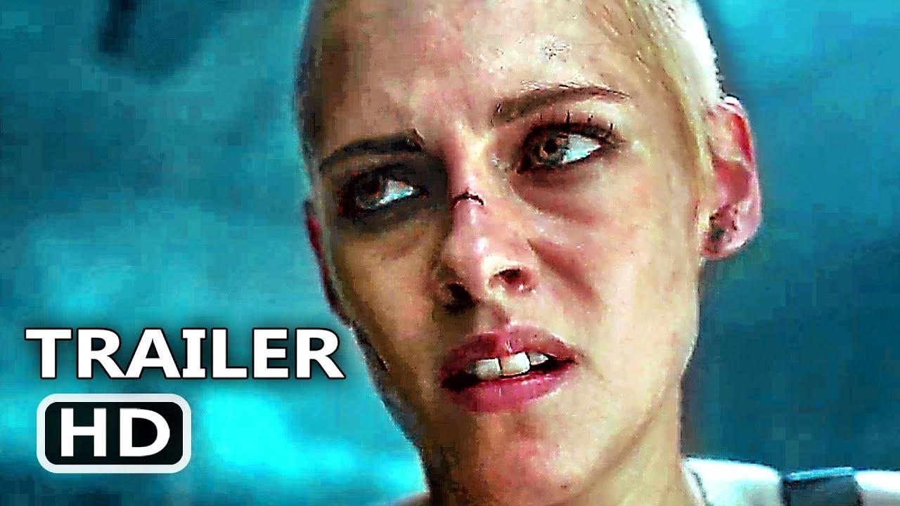 UNDERWATER Trailer (2019) Kristen Stewart, Sci-Fi Movie