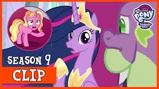 Luster Dawn Sees Friendship as A Waste of Time (The Last Problem) | MLP: FiM [HD]