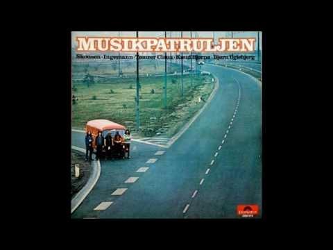 Musikpatruljen - (full album + single A/B) 1972