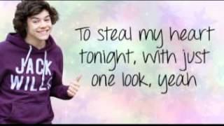 One Direction - Stole My Heart (With Lyrics)