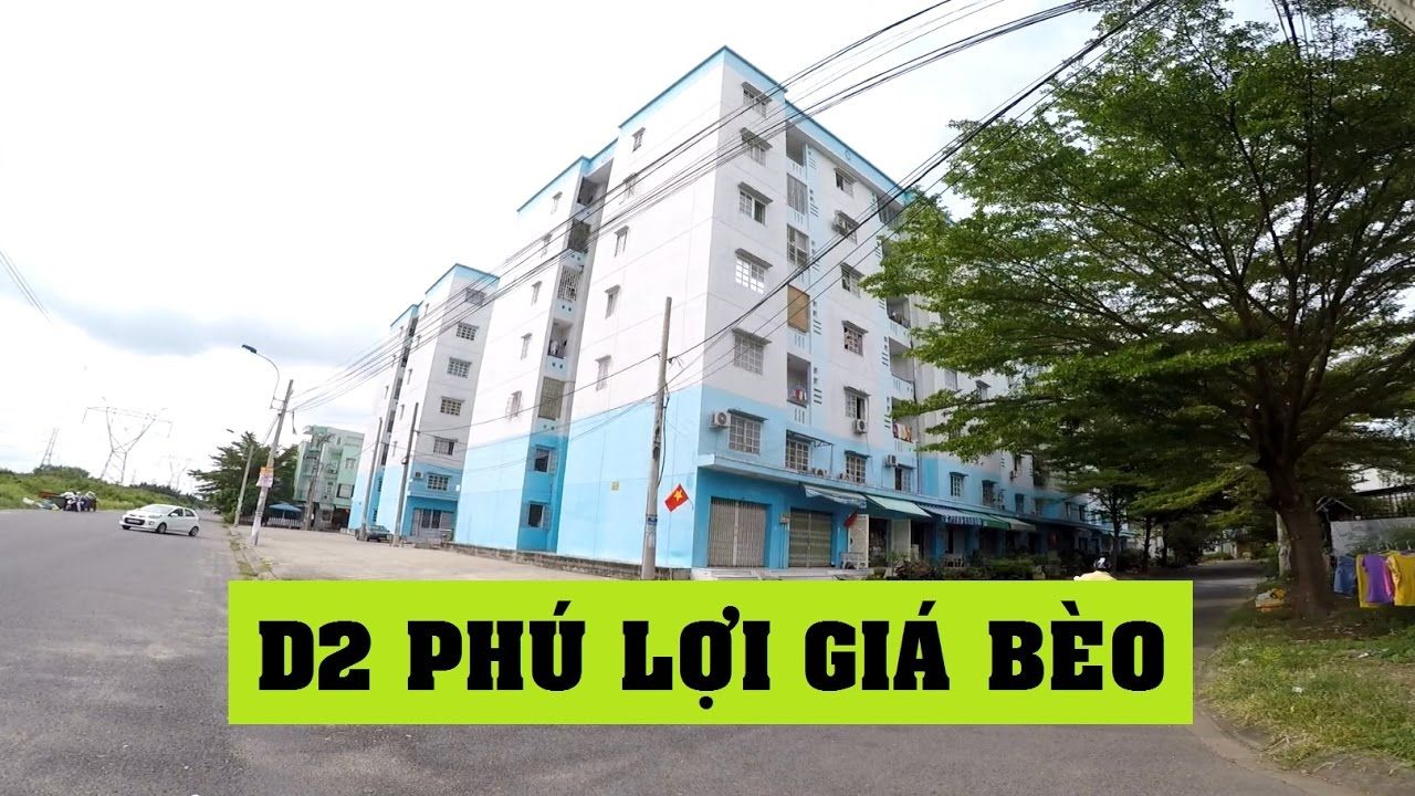 Chung cư D2 Phú Lợi, Phạm Thế Hiển, Quận 8 – Land Go Now ✔