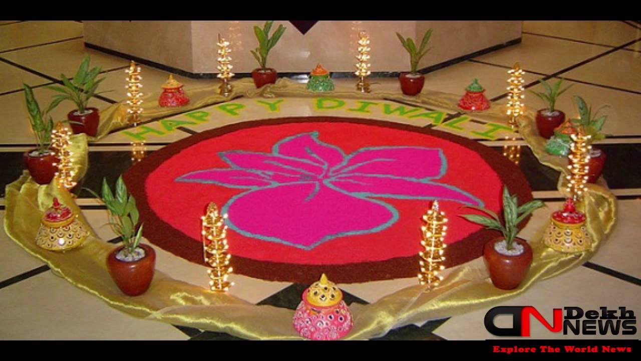 Diy diwali decoration ideas candles diyas deepak room for Room decoration ideas in diwali