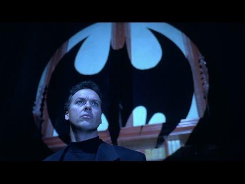 Batman goes to work | Batman Returns