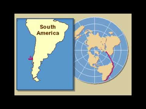 Flat Earth: Magellan Circumnavigation and Princeton Magellan Map Show Earth Not a Globe