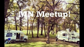 MN Free Camping, Adventure Van Man Rendezous, Moped Broke, Aussie Snack, and Beet Bound!