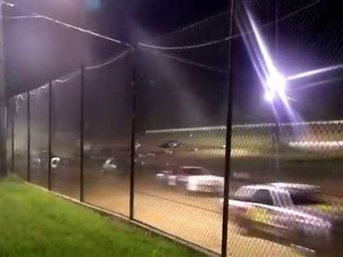 West Siloam Speedway PSRA July 4, 2014 Part 2