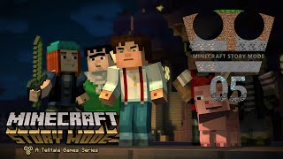 Jirka Hraje - Minecraft: Story mode 05 - Zase ten Ivor!