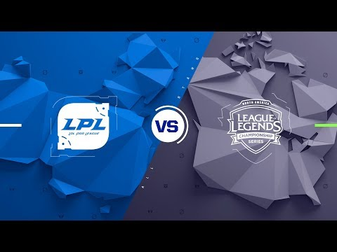 CN vs. NA | Group Stage | 2017 All-Star Event | China vs. No