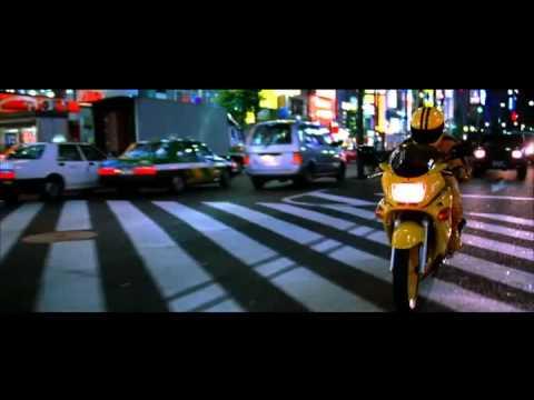 画像: Kill Bill Yamaha FZS600 Fazer Kawasaki ZZR250 www.youtube.com